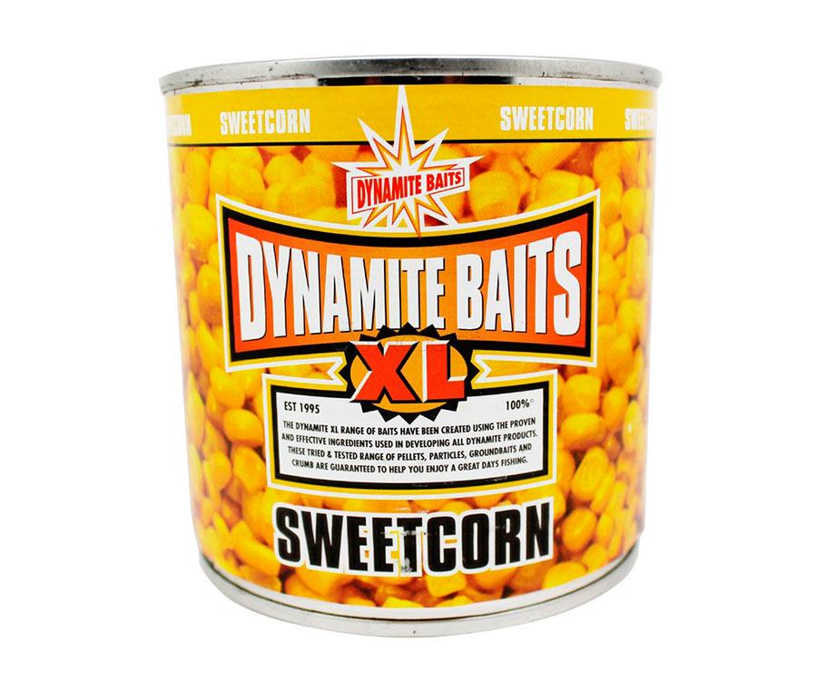Кукуруза Dynamite Baits XL Sweetcorn Natural 340г