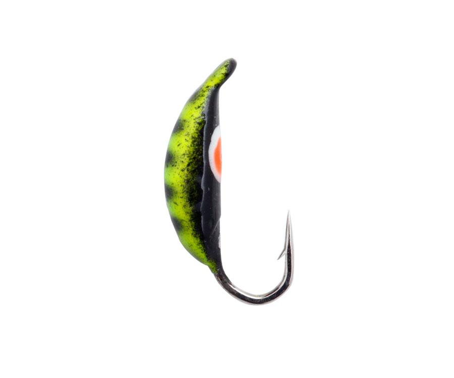 """Мормышка вольфрамовая Flagman """"Супер Банан крашеный"""" d=2.5 37"""
