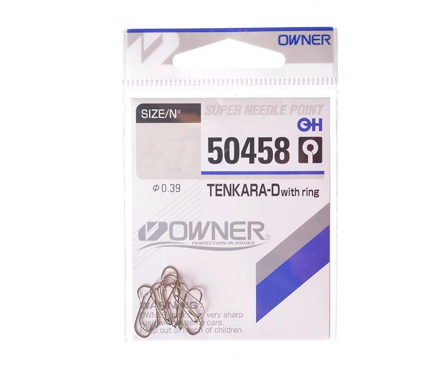 Крючки Owner Tenkara-D 50458 №12