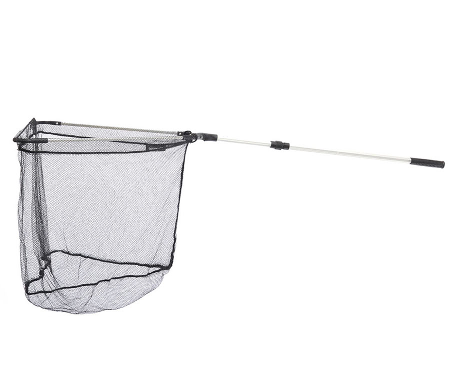 Подсак Flagman Landing Net Black PE Mesh 60x60, head 1.,80 м, 2 sec