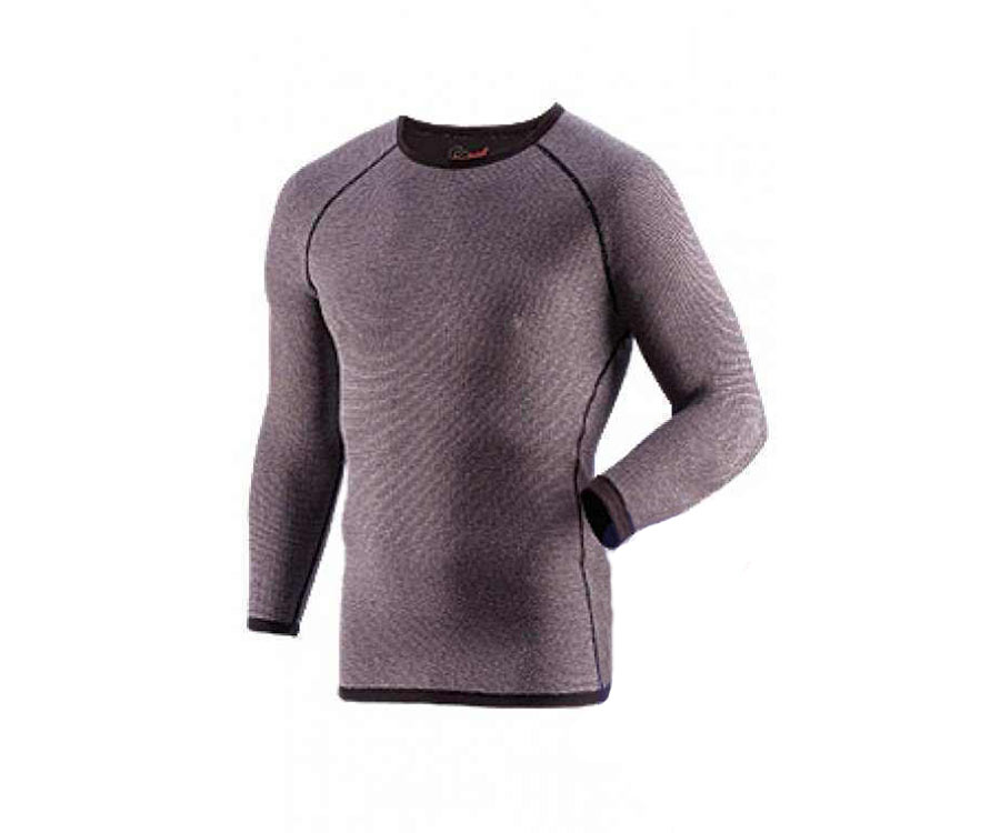 Термобелье Guahoo Outdoor Middle MGY, рубашка M