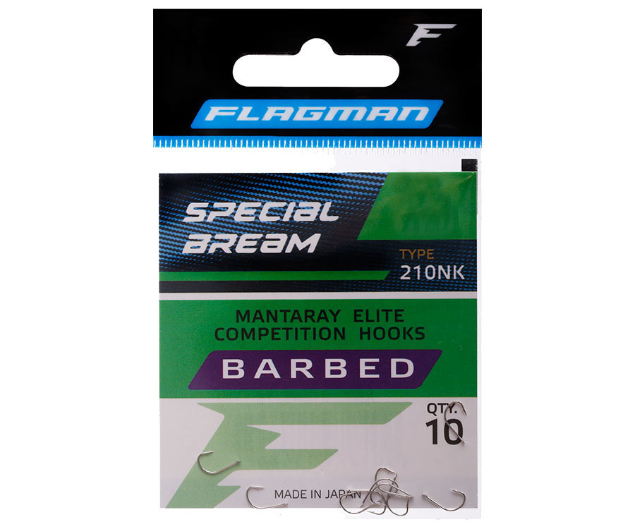 Крючок Flagman Special Bream №16