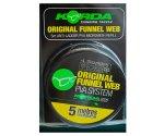 ПВА-туннель на шпуле Korda System Funnel Web Hexmesh 7 м