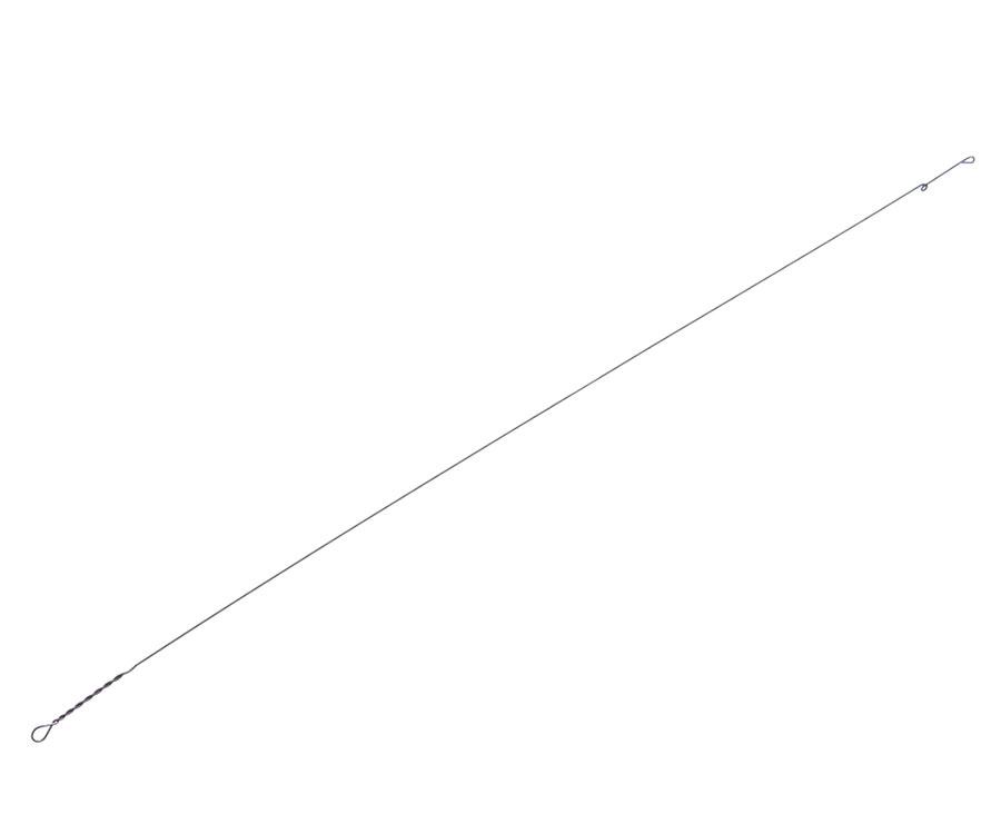Поводок Flagman металлический жесткий 0.40 мм 20 см