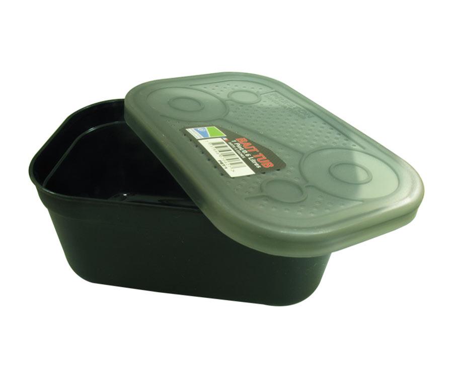 Емкость для насадки Preston Black Bait Tub 0.6л