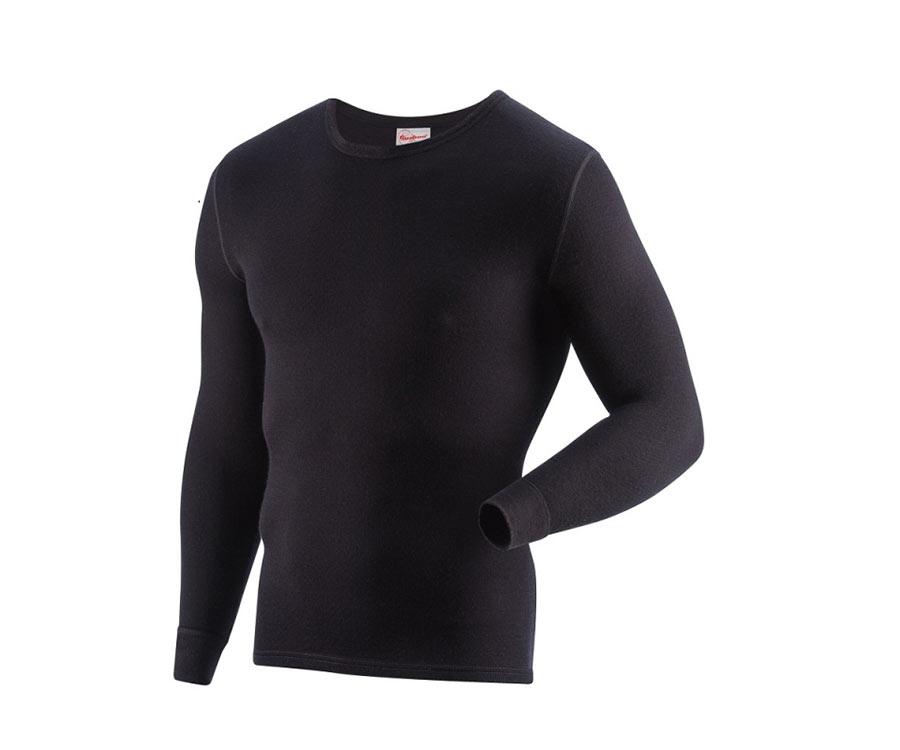 Термобелье Guahoo Outdoor Heavy black, рубашка M
