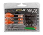 Готовые поводки Korum Xpert Power Mono Hair Rig Barbed №10