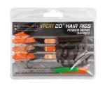 Готовые поводки Korum Xpert Power Mono Hair Rig Barbed №12