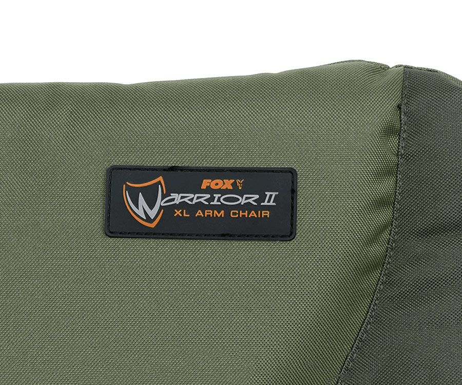 Кресло раскладное FOX Wаrrior II XL Arm Chair