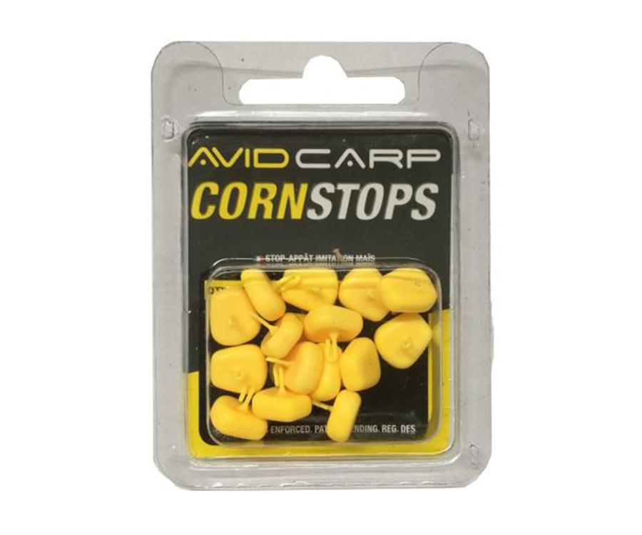 Стопоры для бойлов Avid Carp Short/Yellow
