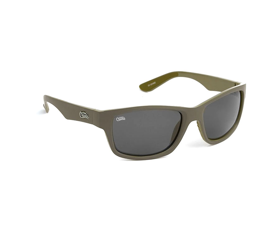 Очки поляризационные FOX Chunk Khaki Frame Grey Lenses
