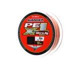 Шнур Formax Avenger PE X4 Micro JIG 91м #0.8