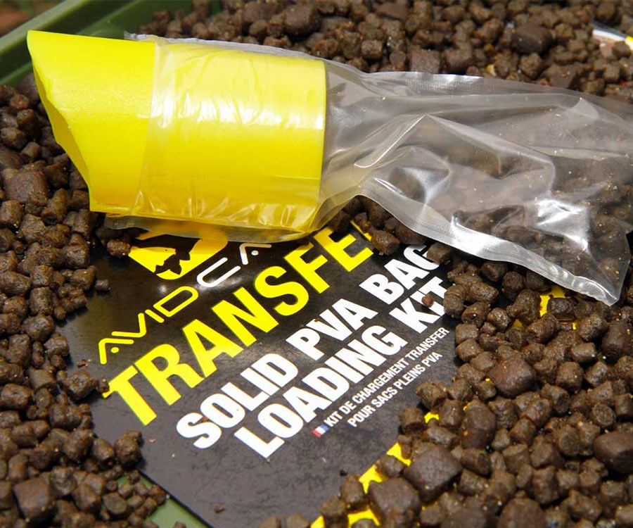 ПВА-набор Avid Carp Transfer Bag Loading Kit S
