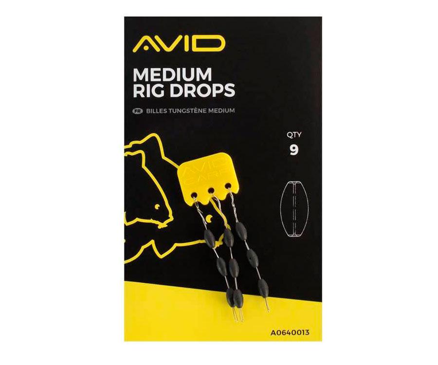 Стопор подгрузочный Avid Carp Medium Rig Drops