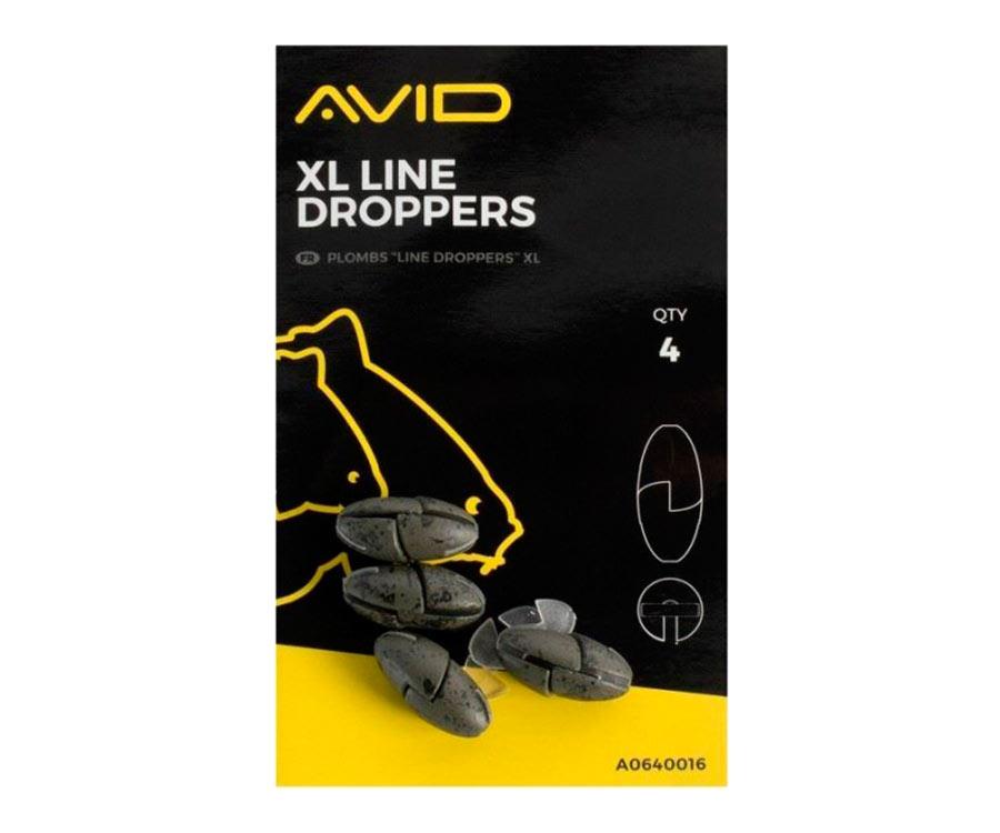 avid carp Грузилоило для поп-ап Avid Carp XL Line Droppers