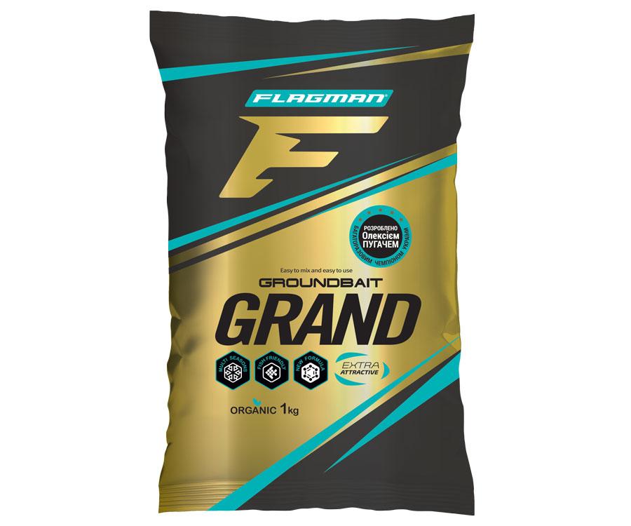 Прикормка Flagman Grand Bream Black