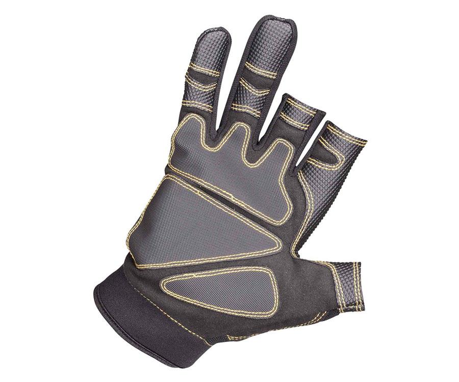 Перчатки SPRO Armor Gloves 3 Finger Cut L