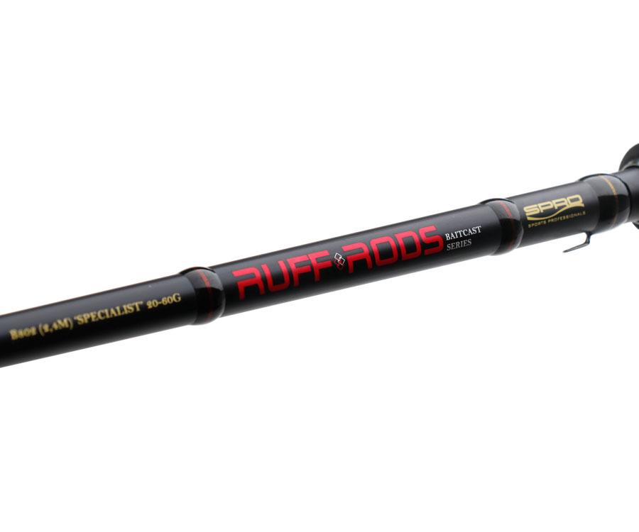 Спиннинговое удилище SPRO Ruff Rods 240*2 Specialist BC 20-60г