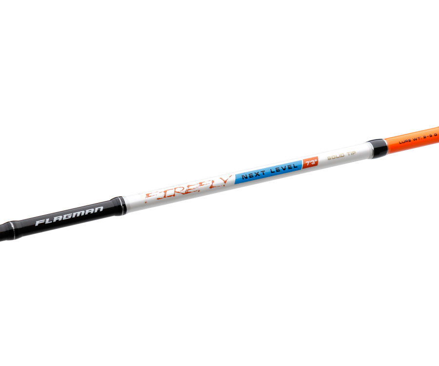 Спиннинговое удилище Flagman Fire Fly Next level 2.21м 7'3'' 2-9г