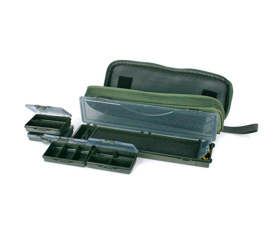 Сумка Carp Pro карповая + 1 поводочница + 4 кор. для крючков