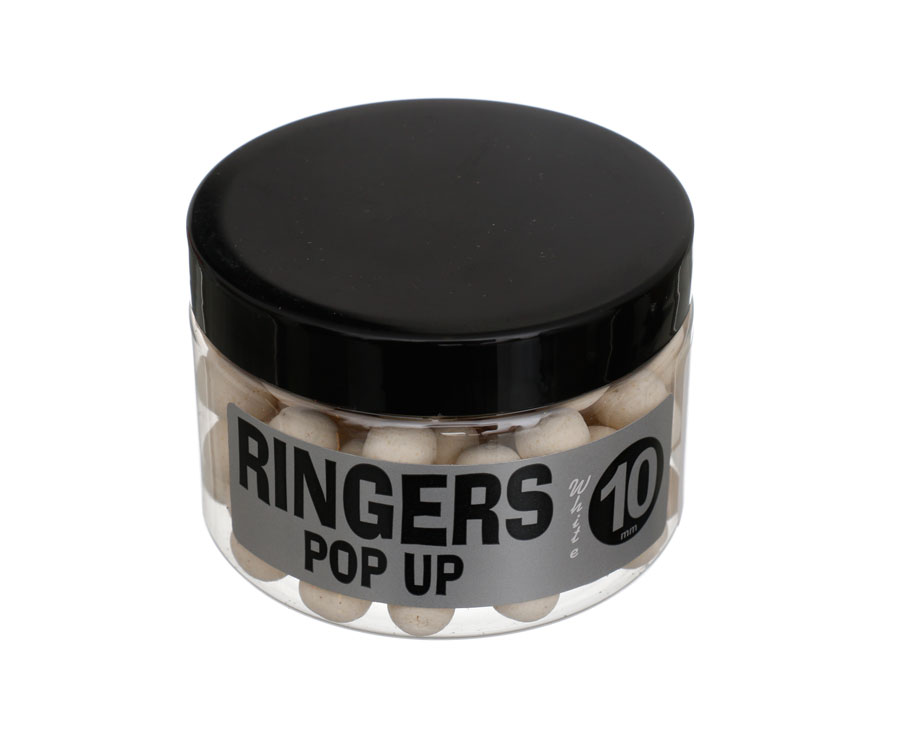 Бойлы Ringer Pop-Up White 10 мм