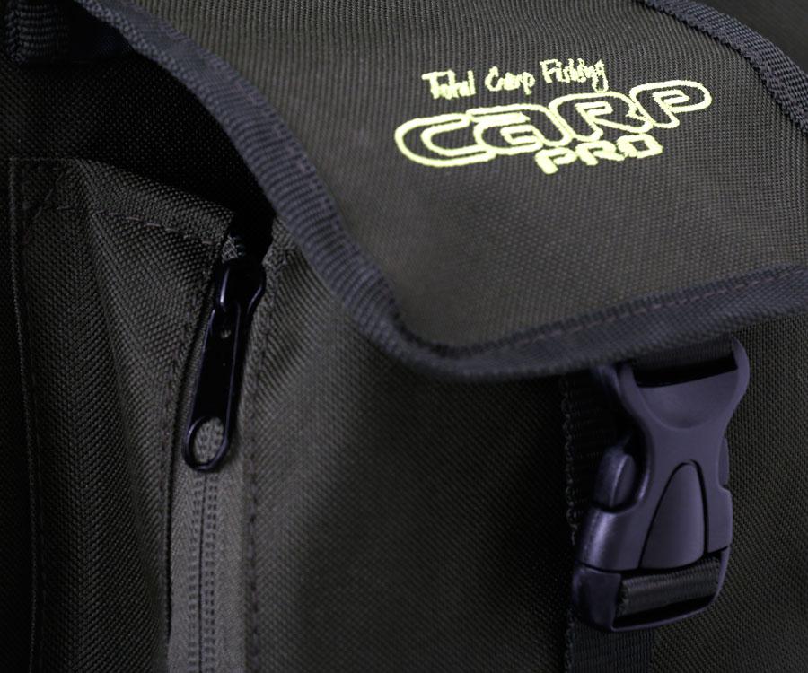 Чехол Carp Pro 600D для 4-х удилищ