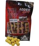 Бойлы Adder Carp AC Boilies AVID Banan-Crab 200 г 18 мм