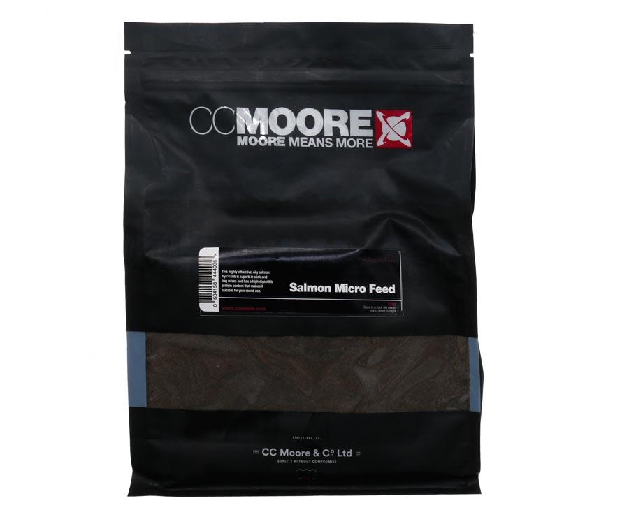 Прикормка CC Moore Salmon Micro Feed