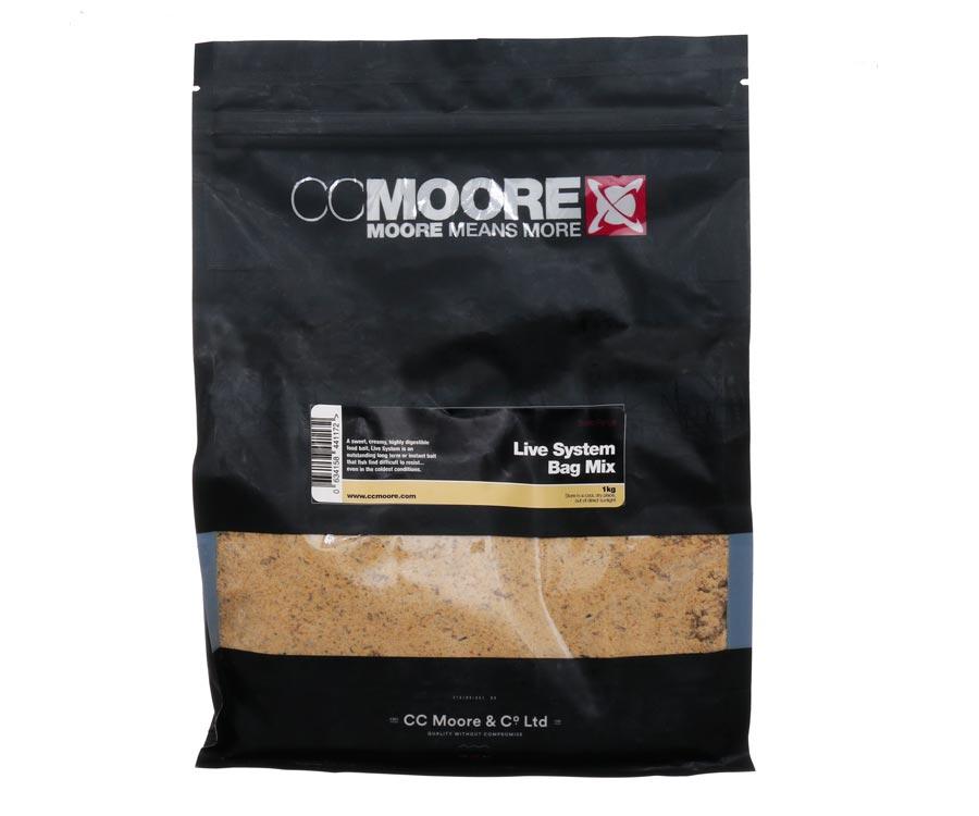 Прикормка CC Moore Live System Bag Mix
