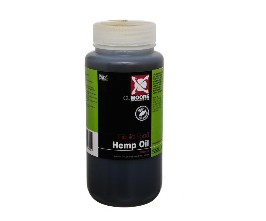Ликвид CC Moore Hemp Oil