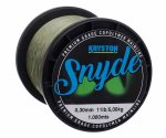 Леска Kryston Snyde Premium Grade Copolymer 1000м Green 0.30мм