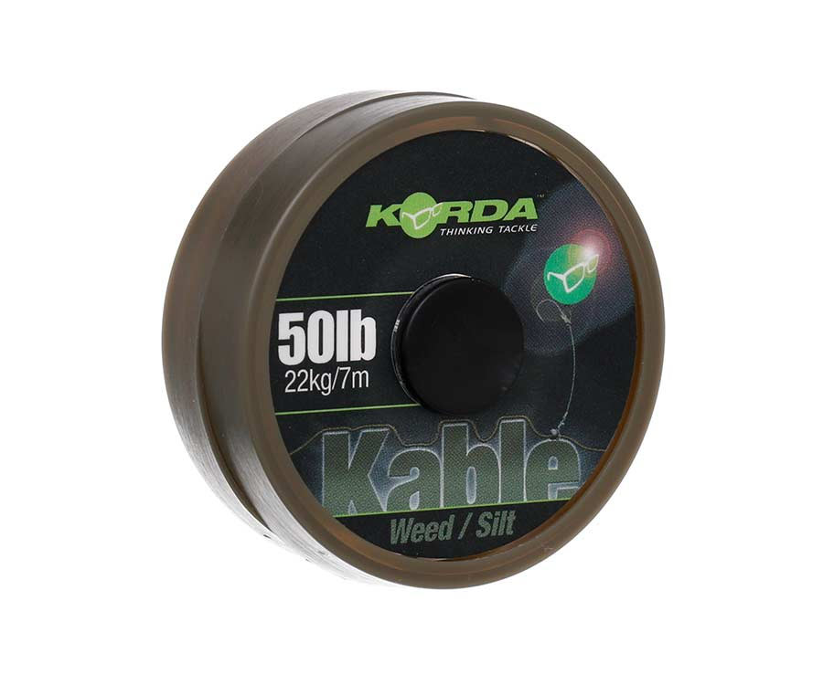 Ледкор Korda Kable Leadcore 7 м 50 lb