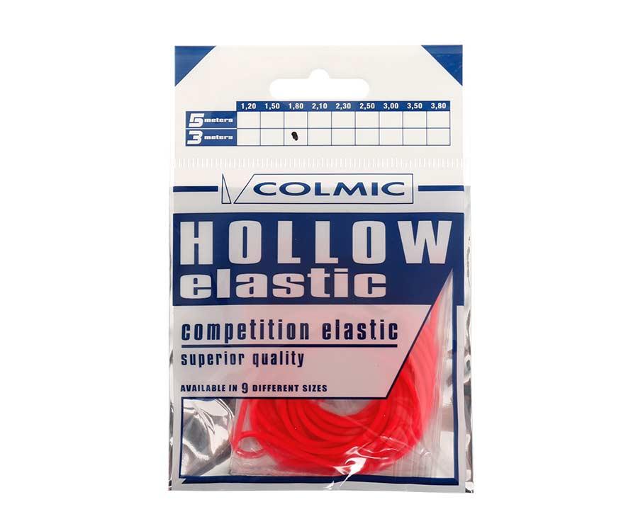 Амортизатор для штекера Colmic Hollow Elastic 3 м Pink 1,8 мм