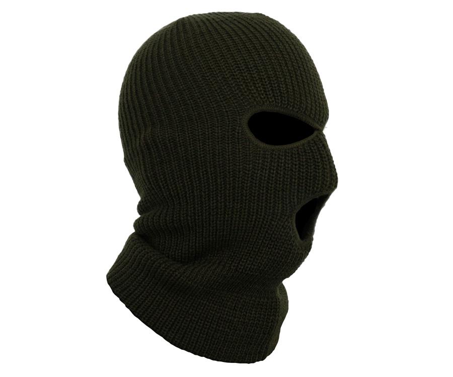 Шапка-маска ForMax Olive Green