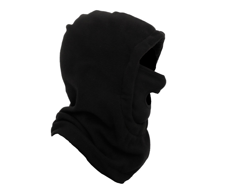 Шапка-маска Flagman Mask Fleece Black Jiangsu