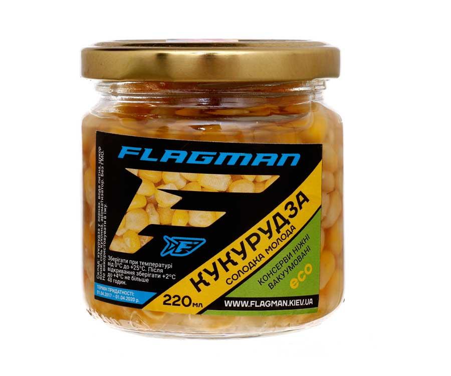 Насадка Flagman Кукуруза молодая сахарная 220мл - натуральный