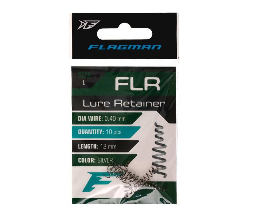Фиксатор мягкой приманки на офсетном крючке Flagman Lure Retainer (большой)