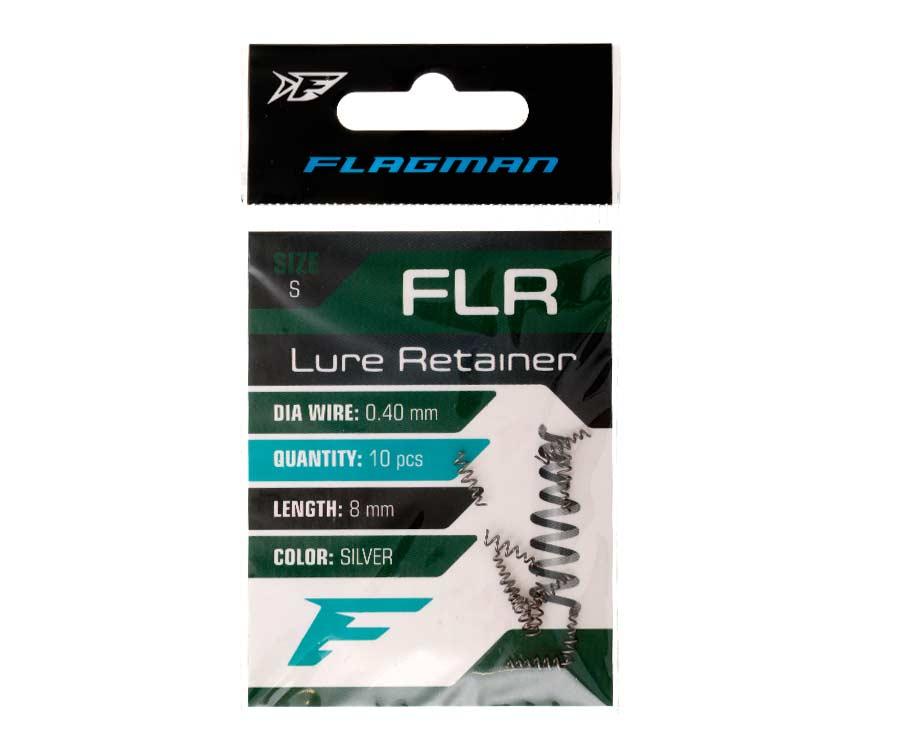 Фиксатор мягкой приманки на офсетном крючке Flagman Lure Retainer (маленький)