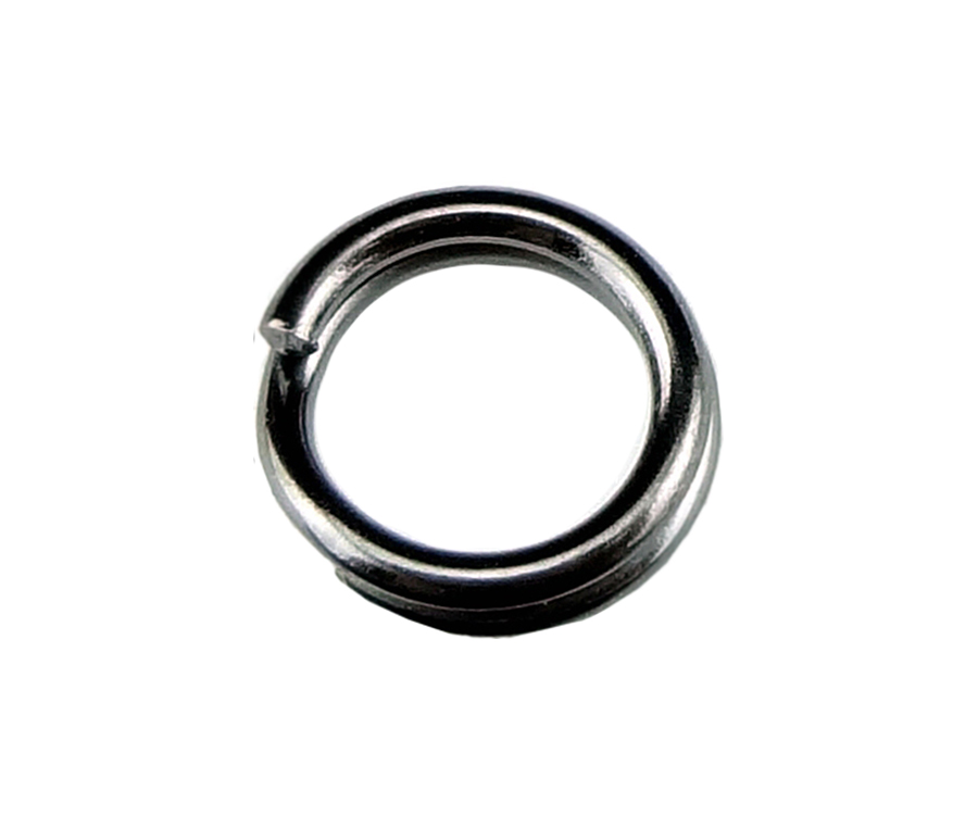 Кольца заводные Owner Split Ring Heavy Wire №4