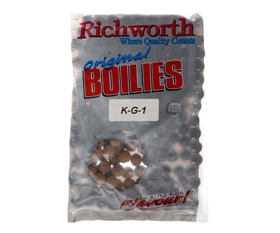 Бойлы Richworth Shelf Life Boilie 14 мм 400 г K-G-1