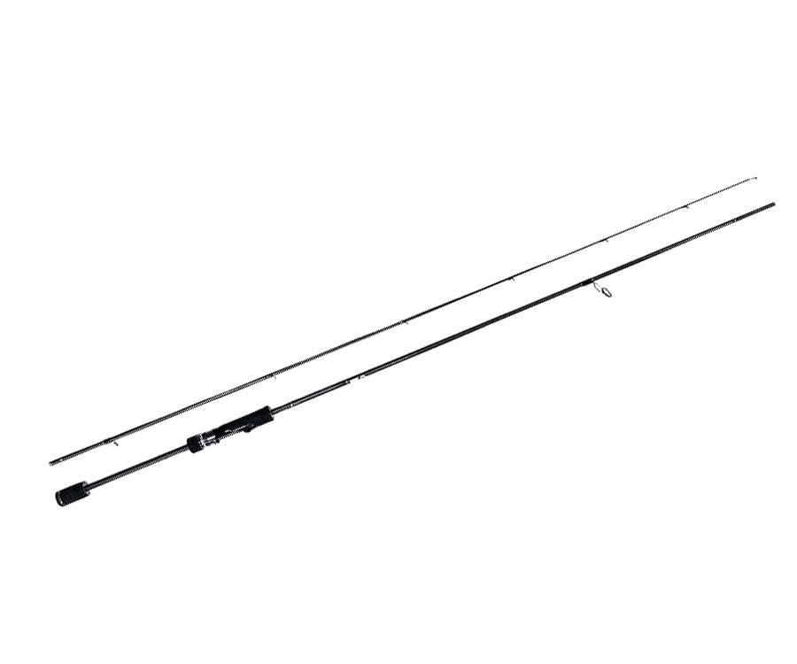 Спиннинговое удилище Xesta Black Star 2nd Generation S-74 0.4-15г 2.24м