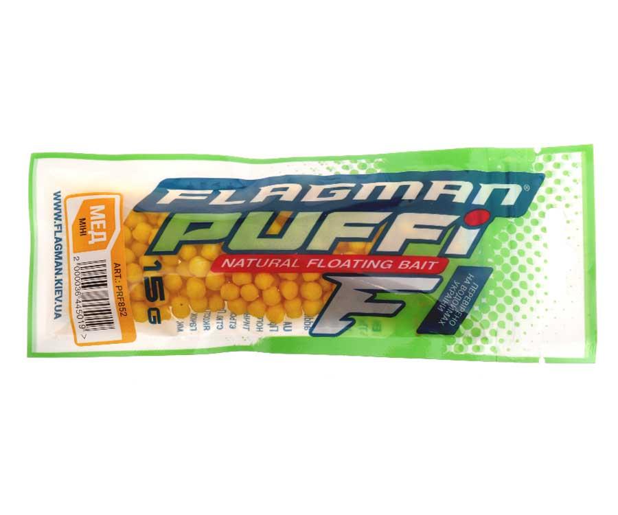 Насадка Flagman Puffi mini Мед