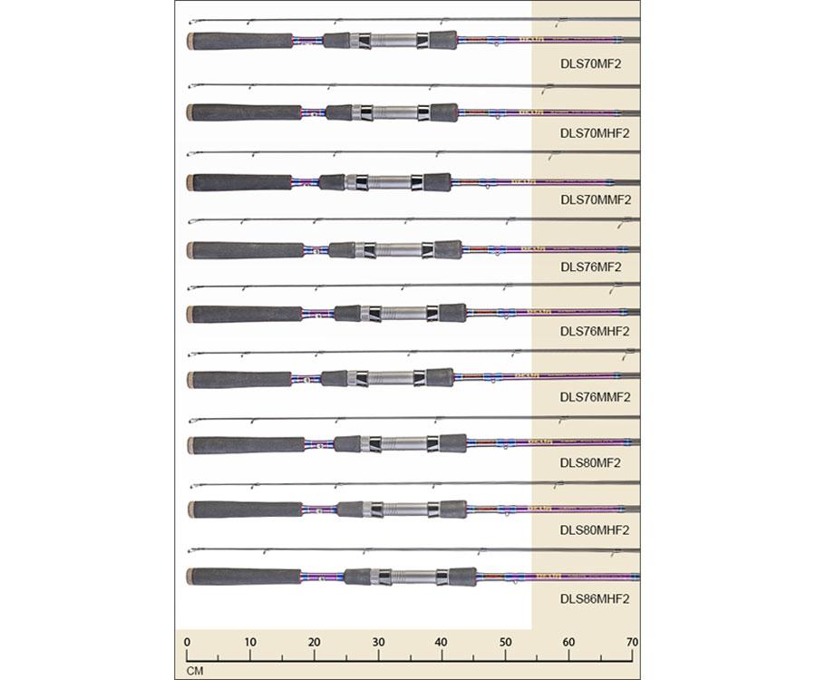 Спиннинговое удилище Pontoon21 Gad Delta 2.59м 8-32г