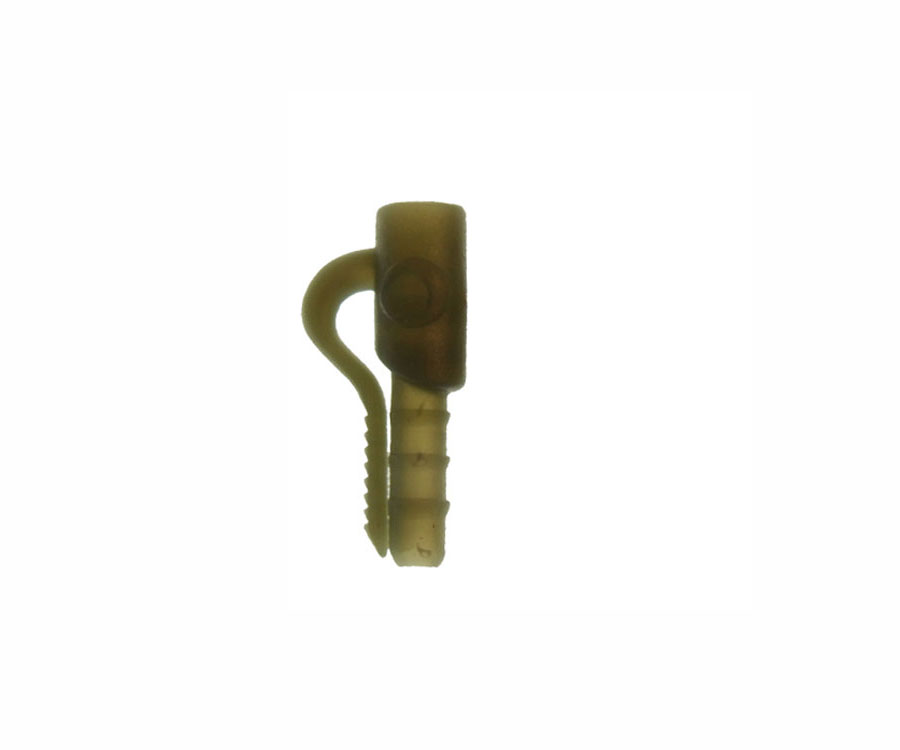 Безопасная клипса Gardner Target Mini Lead Clips Natural Green