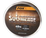 Шнур Fox Submerge Sinking Braided Mainline Dark Camo 0.20мм