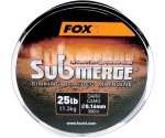 Шнур Fox Submerge Sinking Braided Mainline Dark Camo 0.16мм
