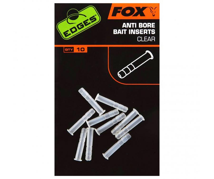 Вставка трубочка бойлов FOX Bait Bore Inserts
