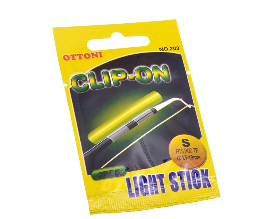 Светлячок с креплением на фидерный кончик 1.5-1.9мм