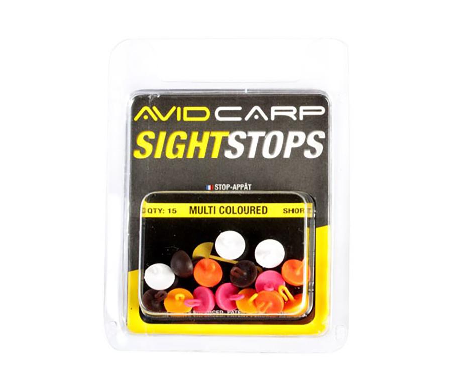 Cтопоры для бойлов Avid Carp плавающие Sight - Short