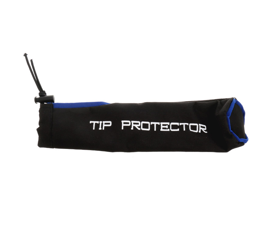 Чехол для защиты вершинок Flagman Tip Protector 26x4.5см Black-Blue
